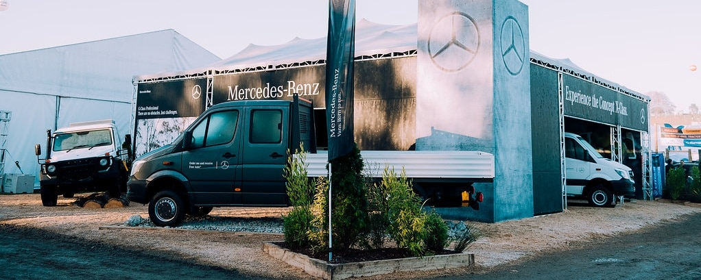 Vans, Love your work, X marks the spot at fieldays, X-class, VR