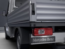 Sprinter Cab Chassis, LED tail lights