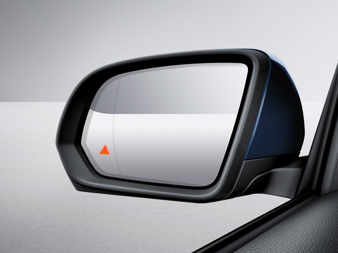 V-Class, Intelligent Drive Technology, Blind spot assist, Safety