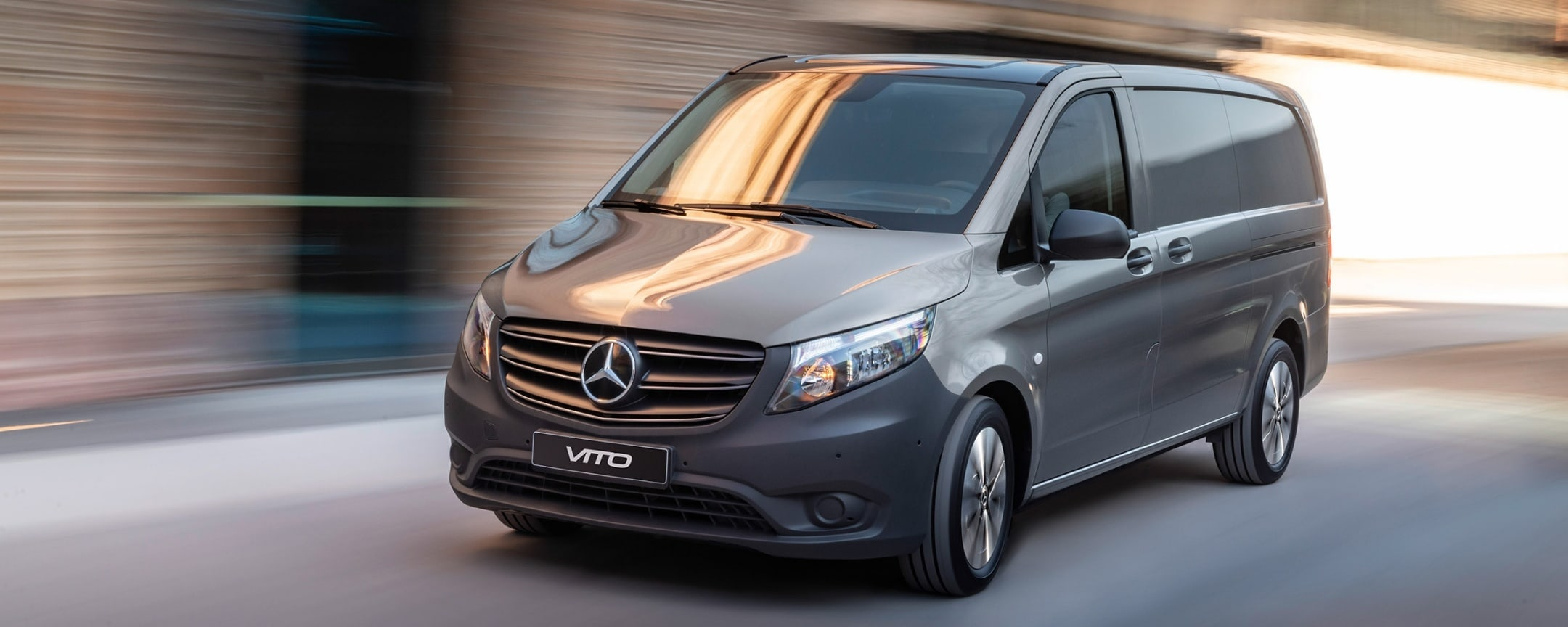 Mercedes-Benz, Vito panel van
