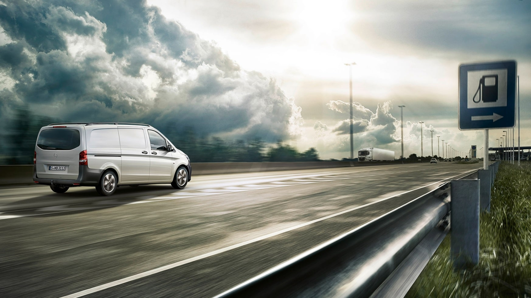 Vito panel van, Highlights, Economy, Efficiency